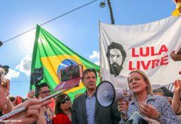 Haddad vai iniciar viagens internacionais para denunciar prisão política de Lula