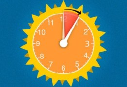 Horário de verão começa à 0h de domingo: Paraíba está fora, mas é preciso ficar atento