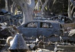 Com mais de 40 mortos, incêndio na Califórnia é o pior da história do Estado