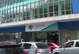 Lagoa Shopping fica sem energia por falta de pagamento