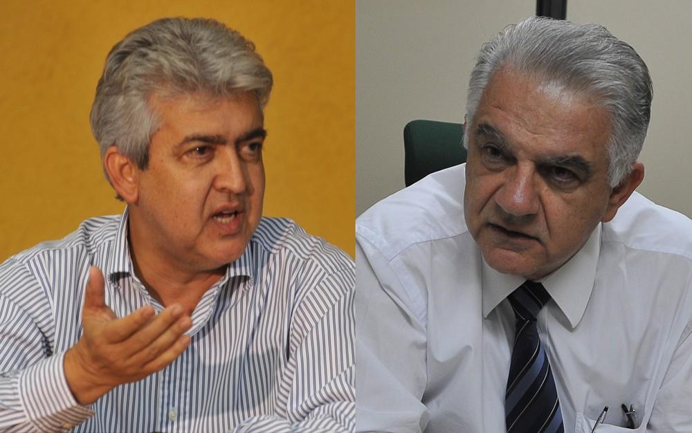 miziara barbosa - FRAUDES EM LICITAÇÕES: Dois ex-secretários de Saúde são presos suspeitos de desvios
