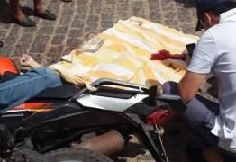 Secretário de prefeitura no interior da Paraíba é assassinado no meio da rua