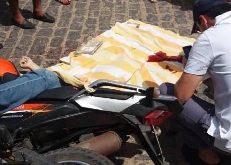 morte 300x214 - Secretário de prefeitura no interior da Paraíba é assassinado no meio da rua