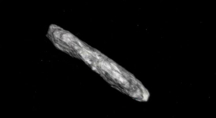 objeto alienigena espiao 748 - Objeto espacial pode estar espionando a Terra, segundo cientistas da Harvard