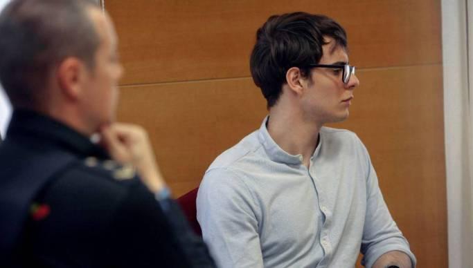 patrick - CULPADO: Justiça anunciará hoje sentença de Patrick pela morte da família na Espanha