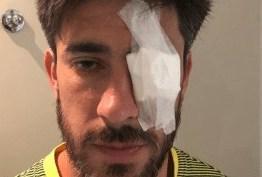'Não posso jogar em um campo onde posso morrer', diz Pérez