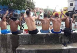 PISCINA DO TRÁFICO: Construída por traficantes no Rio, a obra irregular tem página em rede social e até homenagem funk