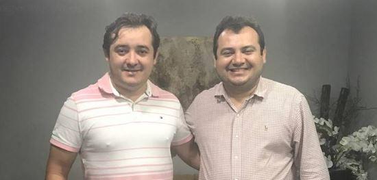 prefeito e secretário de Tavares - 'NÃO COMPACTUO COM QUALQUER TIPO DE ILÍCITO': prefeito de Tavares demite o irmão secretário após acusação de cobrança de propina