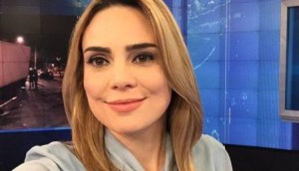 rachel sheherazade 750x430 1 300x172 - Após ter sido diagnosticada com arritmia cardíaca e passar uma semana afastada Rachel Sheherazade anuncia volta ao trabalho