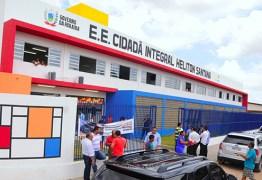 EDUCAÇÃO: MEC libera R$ 5,4 milhões para escolas integrais da Paraíba