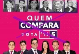 Campanha de Carlos Fábio exagera na dose e faz postagem infeliz ao expor e comparar advogados