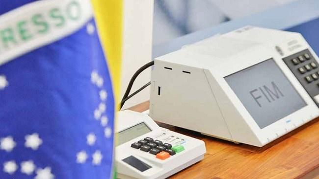 urna - 46 mil eleitores estão aptos a votar nas eleições para prefeito de Cabedelo
