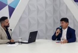 Vereador de Cabedelo chama Leto Viana e Vitor Hugo de 'irmãos siameses' e diz que já foi ameaçado pelos dois