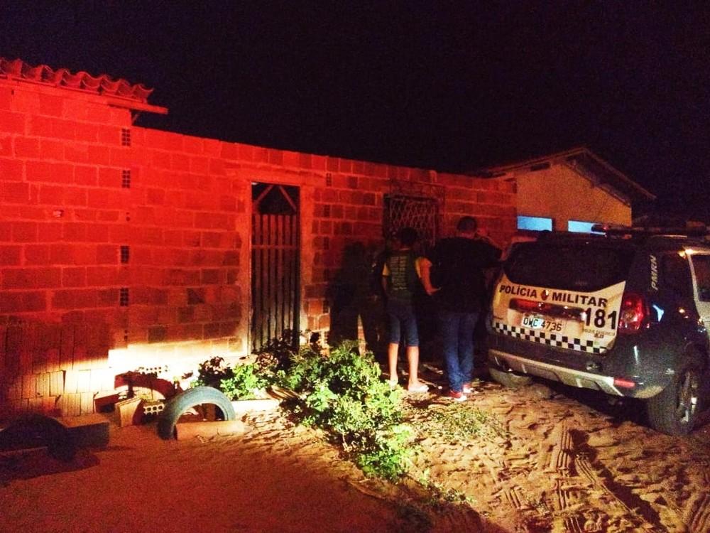 violencia natal - ENFORCAMENTO E TIROS: 6 assassinatos são registrados em menos de 2 h na Grande Natal