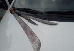 VIOLÊNCIA: Homem esfaqueia 11 pessoas e é morto a tiros pela PM