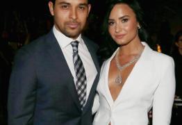 """Ex de Demi Lovato tem sido """"porto seguro"""" para sobriedade, diz site"""