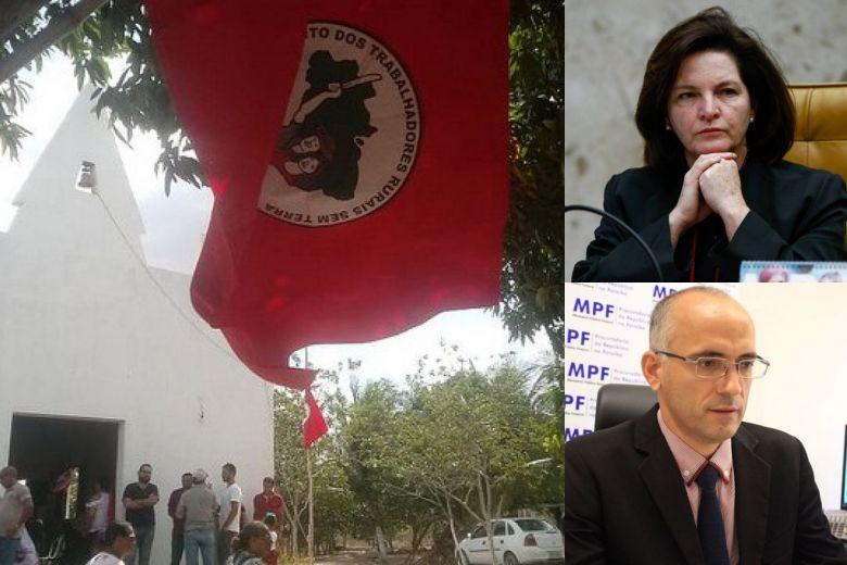 1544453562575076 - NOTA CONJUNTA: Raquel Dodge e José Godoy repudiam assassinato de sem terras na Paraíba