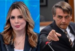 NOVA POLÊMICA NO TWITTER: Rachel Sheherazade detona Alexandre Frota e Jair Bolsonaro