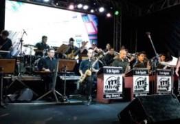'Natal com Jazz' leva 5 de Agosto Big Band e Ranna Andrade ao Parque da Lagoa