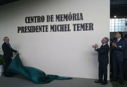 Michel Temer inaugura Centro de Memória que reúne acervo do presidente em Itu