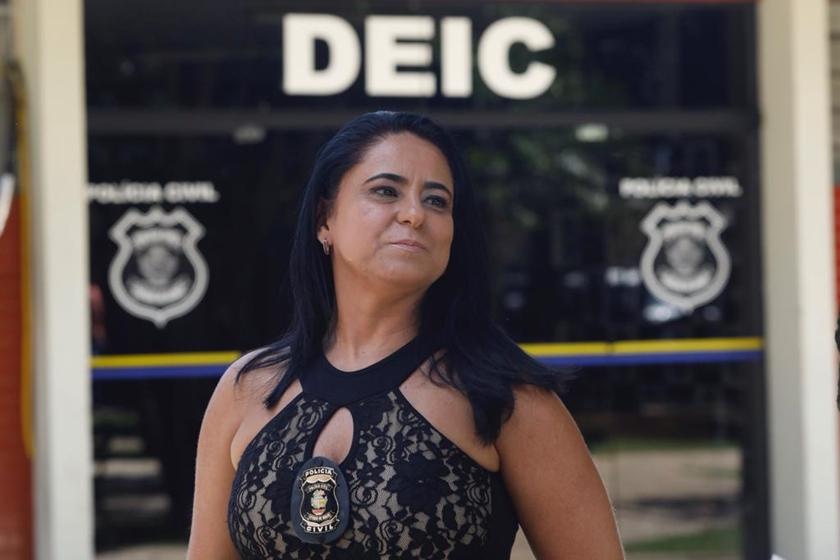 Delegada Karla Fernandes - VEJA VÍDEO: 'Vítimas de João de Deus em geral buscavam salvarem seus casamentos ou serem mães', afirma delegada