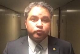 """""""Combater a impunidade é o primeiro passo"""", diz Efraim Filho, relator do fim do foro privilegiado"""