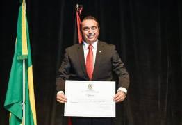 Genival Matias é diplomado pela terceira vez deputado estadual e elege prioridades do seu mandato
