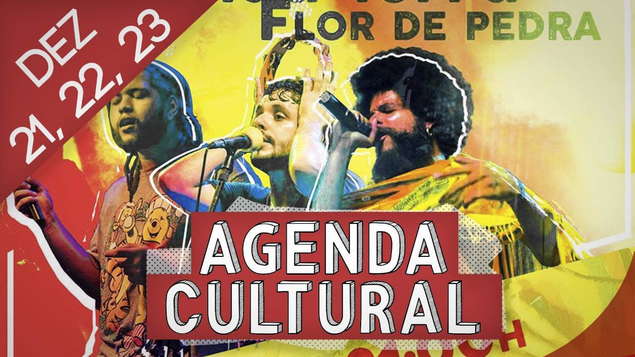 Miniatura Agenda 21.12 - AGENDA CULTURAL: Confira os eventos que movimentam o fim de semana em João Pessoa