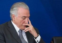 PROPINAS A TEMER E MDB: EUA recebem documentos sobre inquérito dos Portos