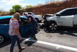 IMAGENS CHOCANTES: Grave acidente no sertão paraibano deixa 4 mortos, entre eles advogado Sávio Wanderley – VEJA VÍDEO