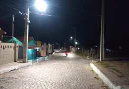 Energisa renova iluminação pública de Jacaraú