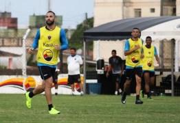 Botafogo-PB x Palmeira: Belo recebe time potiguar para o seu primeiro teste de pré-temporada