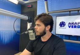 'Temos compreensões diferentes do que é fazer política', afirma Bruno Cunha Lima sobre Manoel Júnior