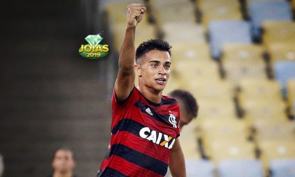 carrossel joia flamengo 300x181 - Joia 2019: Reinier lidera a base do Flamengo com R$ 308 milhões nas costas e chama atenção do mundo