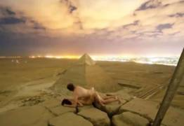 Suposto vídeo de casal fazendo sexo em pirâmide causa escândalo no Egito