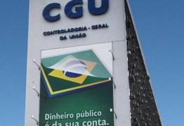 Paraíba ocupa 19º posição em ranking de transparência da CGU