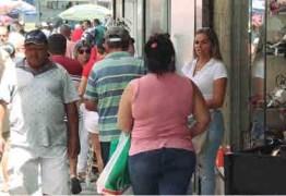 Comércio espera aumento de 10% nas vendas de fim de ano