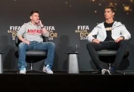 Messi e Cristiano Ronaldo confirmam presença na final da Libertadores