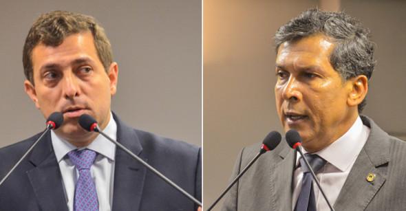deputados - Ricardo Barbosa desafia Gervásio para confrontar Ricardo Coutinho e pode estar de mala prontas para a oposição - OUÇA