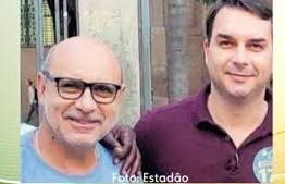 Ex-assessor de Flávio Bolsonaro não comparece a depoimento no MP
