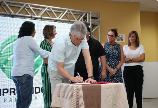 empreender 1 - Ricardo libera R$1 milhão em créditos para empreendedores na PB