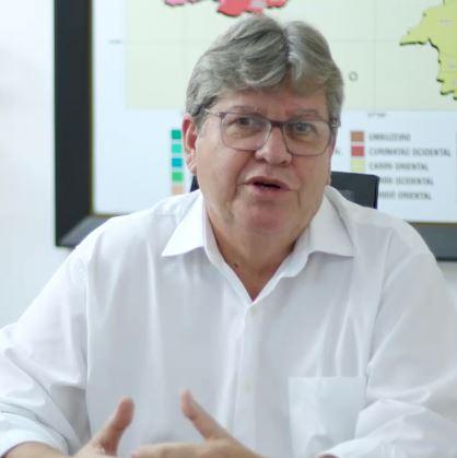 joão azevedo 2019 - João Azevêdo assina ordem de serviço para construção de ponte em Mogeiro