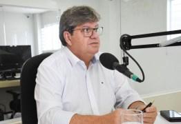 Posse de João Azevêdo será transmitida ao vivo pela Rádio Tabajara e pelas redes sociais do futuro governador da PB