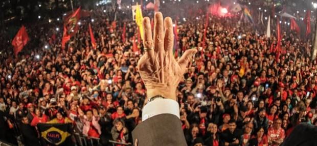 lula curitiba - LULA LIVRE: militância fará ato em defesa da liberdade do ex-presidente no Maior São João do Mundo