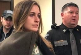 Ex-miss é presa após enviar nudes para adolescente