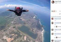 TRAGÉDIA: equipamento não abre e paraquedista morre durante salto