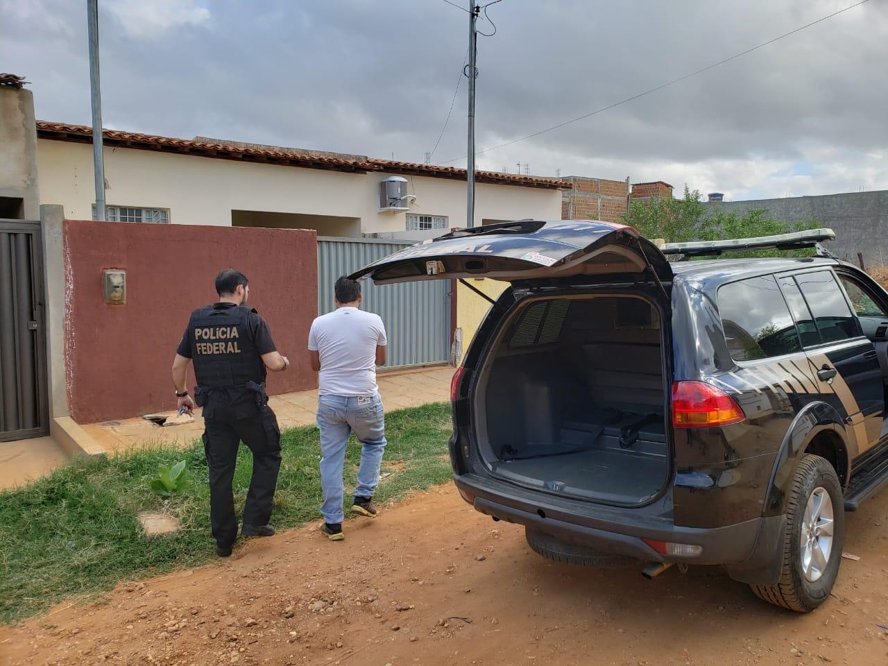 operação recidiva segunda fase 2 - Policia Federal faz operação em Patos e já prendeu três engenheiros envolvimento em fraudes  - ENTENDA