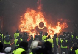 Mais de 200 pessoas são presas em confronto com a Polícia no 3º fim de semana de protestos em Paris