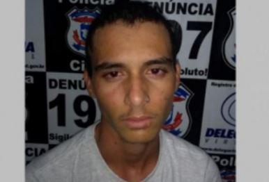 suspeito de mandar matar o pai e preso pela policia civi1543940589 - QUARTO CASO DA SEMANA: Filho confessa ter encomendado a morte do pai