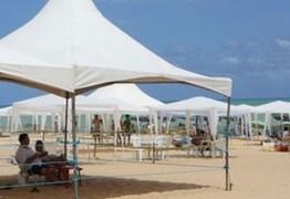 Cadastro para instalação de tendas na orla de João Pessoa para o réveillon começa nesta segunda-feira